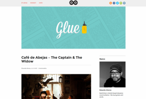 Glue music blog, 11th March 2014.