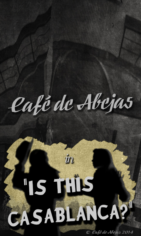 Mobile background 480x800p. ©Café de Abejas 2014
